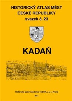 Obálka titulu Kadaň