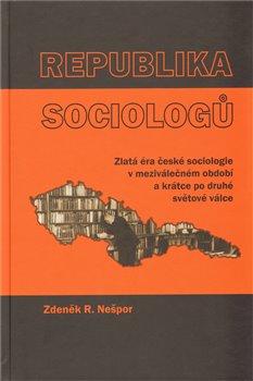 Obálka titulu Republika sociologů