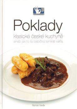 Obálka titulu Poklady klasické české kuchyně
