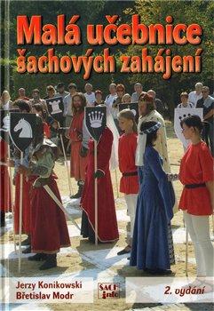 Obálka titulu Malá učebnice šachových zahájení