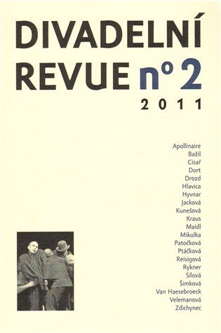Divadelní revue 2011/2 - - | Booksquad.ink
