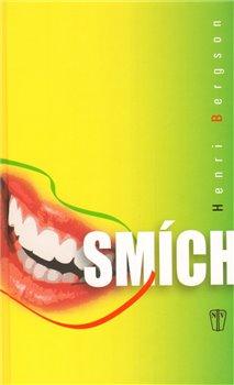 Obálka titulu Smích