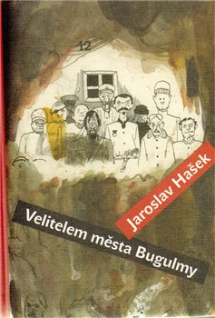 Obálka titulu Velitelem města Bugulmy