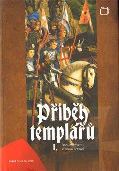 Obálka titulu Příběh templářů I.