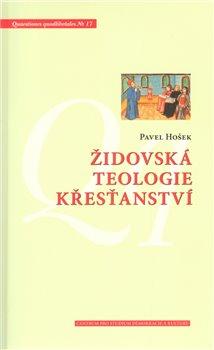 Obálka titulu Židovská teologie křesťanství