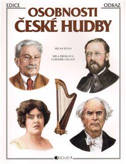 Obálka titulu Osobnosti české hudby