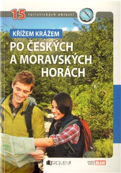 Obálka titulu Křížem krážem po českých a moravských horách