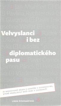 Obálka titulu Velvyslanci i bez diplomatického pasu