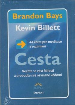 Obálka titulu Cesta - 44 karet pro meditace a rozjímání