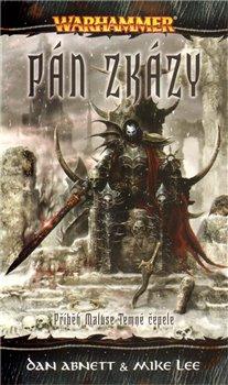 Obálka titulu Warhammer - Pán zkázy
