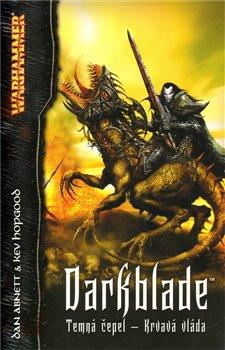 Obálka titulu Warhammer - Darkblade