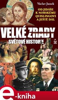 Obálka titulu Velké zrady světové historie