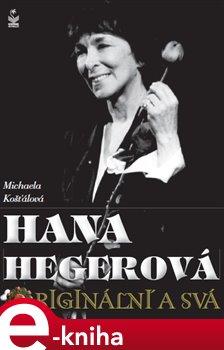 Obálka titulu Hana Hegerová