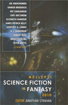 Obálka titulu Nejlepší science fiction a fantasy 2010