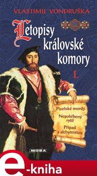 Obálka titulu Letopisy královské komory I.