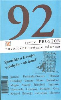 Obálka titulu Prostor 92