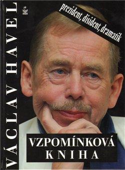 Obálka titulu Václav Havel. Vzpomínková kniha