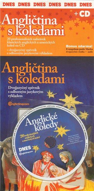 Angličtina s koledami + CD - - | Booksquad.ink