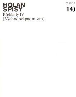 Obálka titulu Spisy 14 - Východozápadní van