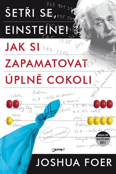 Obálka titulu Šetři se, Einsteine!