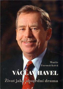 Obálka titulu Václav Havel
