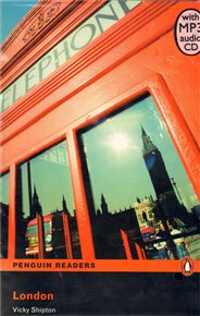 London Book + audio pack