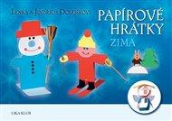 Papírové hrátky - Zima