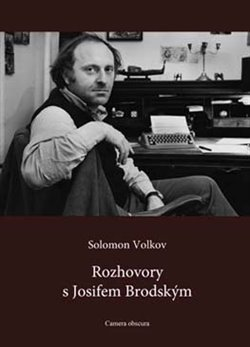 Obálka titulu Rozhovory s Josifem Brodským
