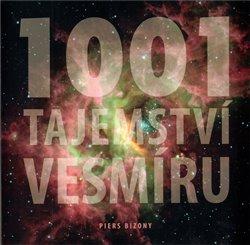 Obálka titulu 1001 tajemství vesmíru