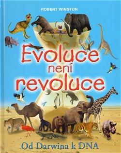 Obálka titulu Evoluce není revoluce