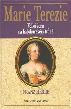 Obálka titulu Marie Terezie