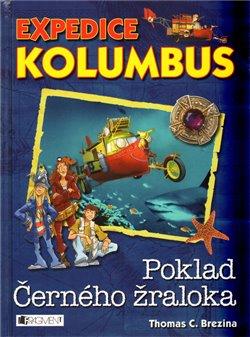 Obálka titulu Poklad Černého žraloka