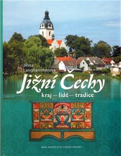 Obálka titulu Jižní Čechy