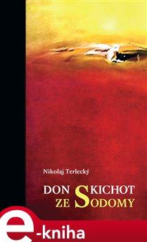 Obálka titulu Don Kichot ze Sodomy