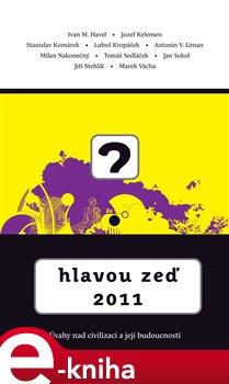 Obálka titulu Hlavou zeď 2011