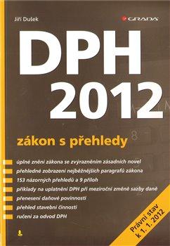 Obálka titulu DPH 2012 - zákon s přehledy