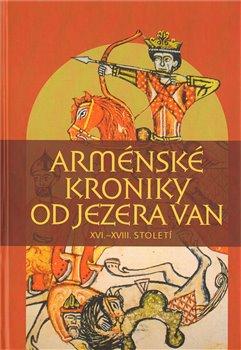 Obálka titulu Arménské kroniky od jezera Van