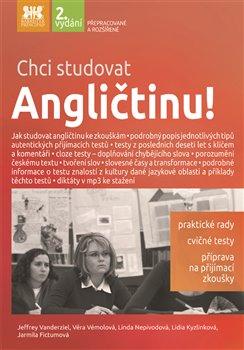 Obálka titulu Chci studovat angličtinu