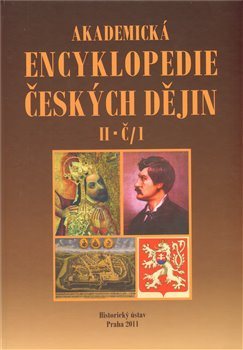 Obálka titulu Akademická encyklopedie českých dějin II. Č/1