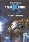 Obálka knihy Projekt Tantalus
