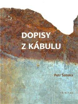 Obálka titulu Dopisy z Kábulu