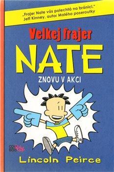 Obálka titulu Velkej frajer Nate 2