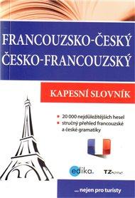Francouzsko-český/ česko-francouzský  kapesní slovník