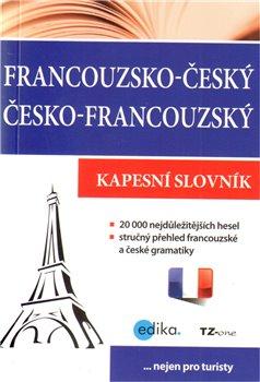 Obálka titulu Francouzsko-český/ česko-francouzský  kapesní slovník