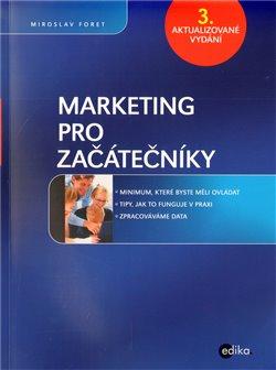 Obálka titulu Marketing pro začátečníky