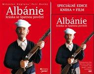 Albánie - Kráska se špatnou pověstí + DVD