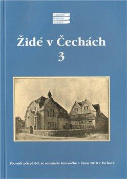 Obálka titulu Židé v Čechách 3