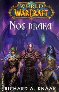 Obálka titulu World of Warcraft - Noc draka