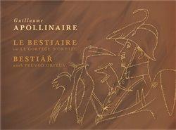 Obálka titulu Bestiář aneb průvod Orfeův / Le Bestiaire ou Le Cortége D´Orphée