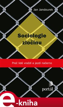 Obálka titulu Sociologie zločinu